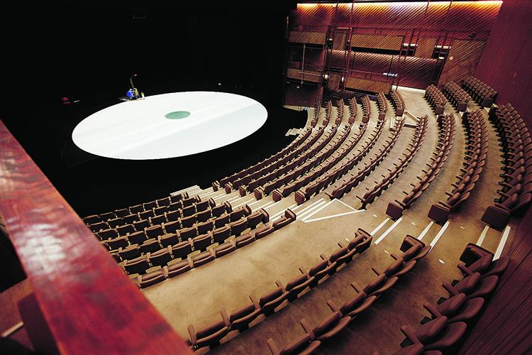 theatre national de la colline