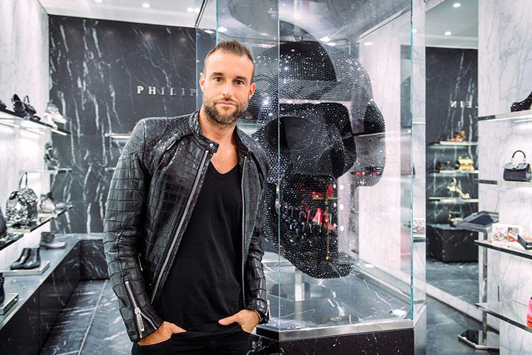 Philipp Plein - COTE Magazine - Le magazine style de vie
