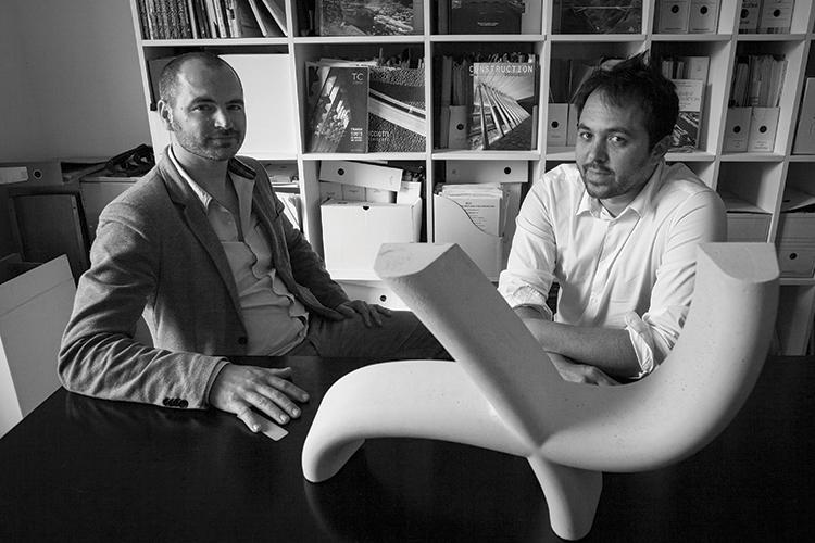 Romain Ricciotti Et Guillaume Lamoureux Cote Magazine Le Magazine Style De Vie