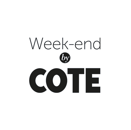 week end by COTE rond blanc