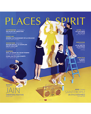 Places & Spirit 2016
