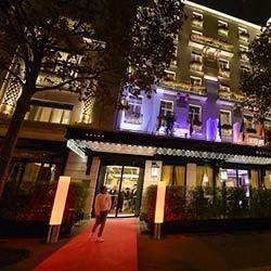 Hôtel Napoléon Toujours plus beau !