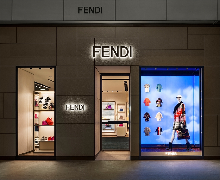 2d36467e2b08 Experience the height of luxury in Fendi s Cannes shop - COTE ...