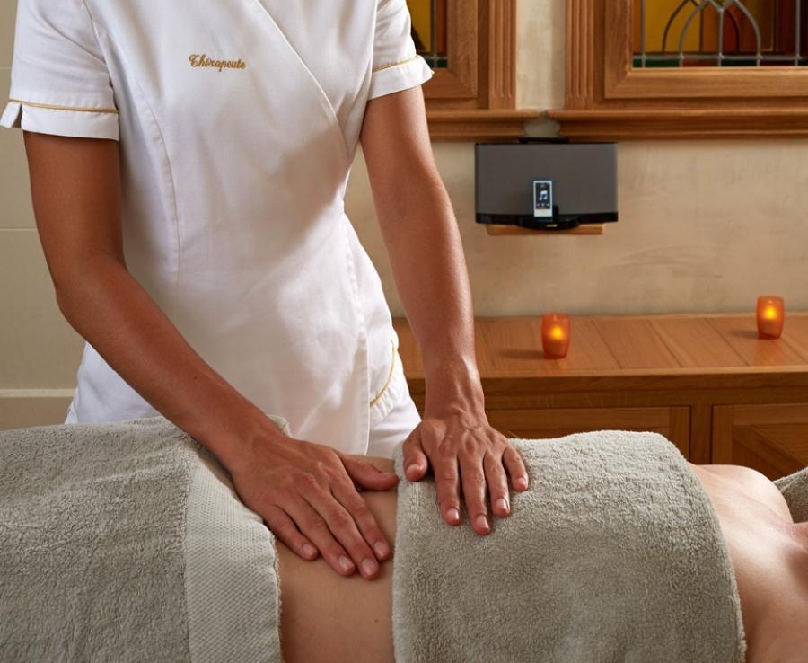 Laissez vous tenter par les massages du ch teau saint tropez cote magazine le magazine - Laissez vous tenter ...