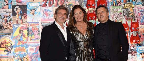 12ème gala de la Croix Rouge à Marseille