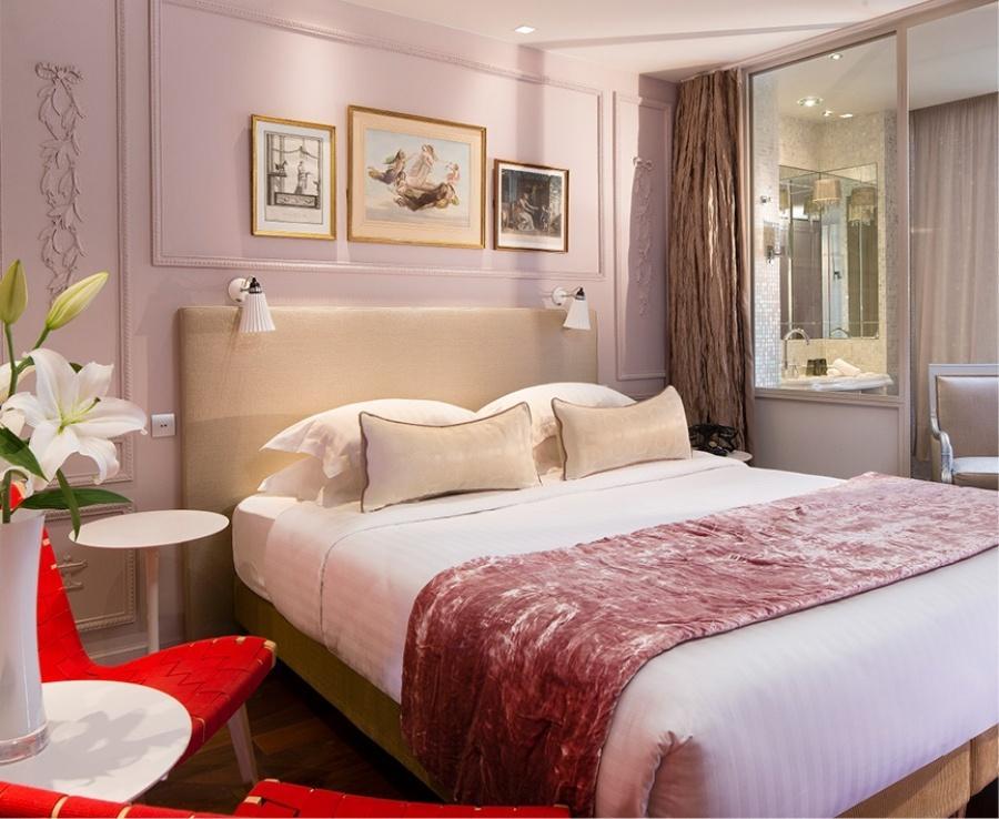 partagez le charme d une nuit la belle juliette cote magazine le magazine style de vie. Black Bedroom Furniture Sets. Home Design Ideas