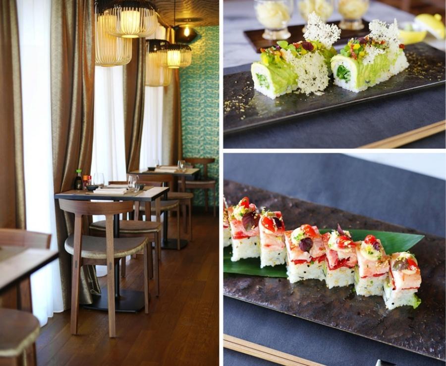 Revisitez Le Bar A Sushi Version Mediterraneenne Au Moshi