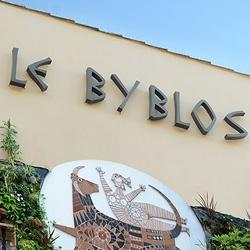 Soirée COTE Magazine au Byblos 5*