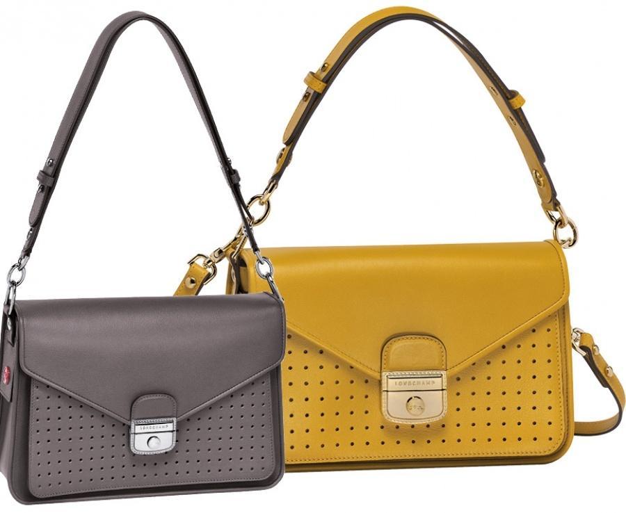 0663dfd2bbb4 Jouez les impertinentes avec le sac Mademoiselle Longchamp - COTE ...