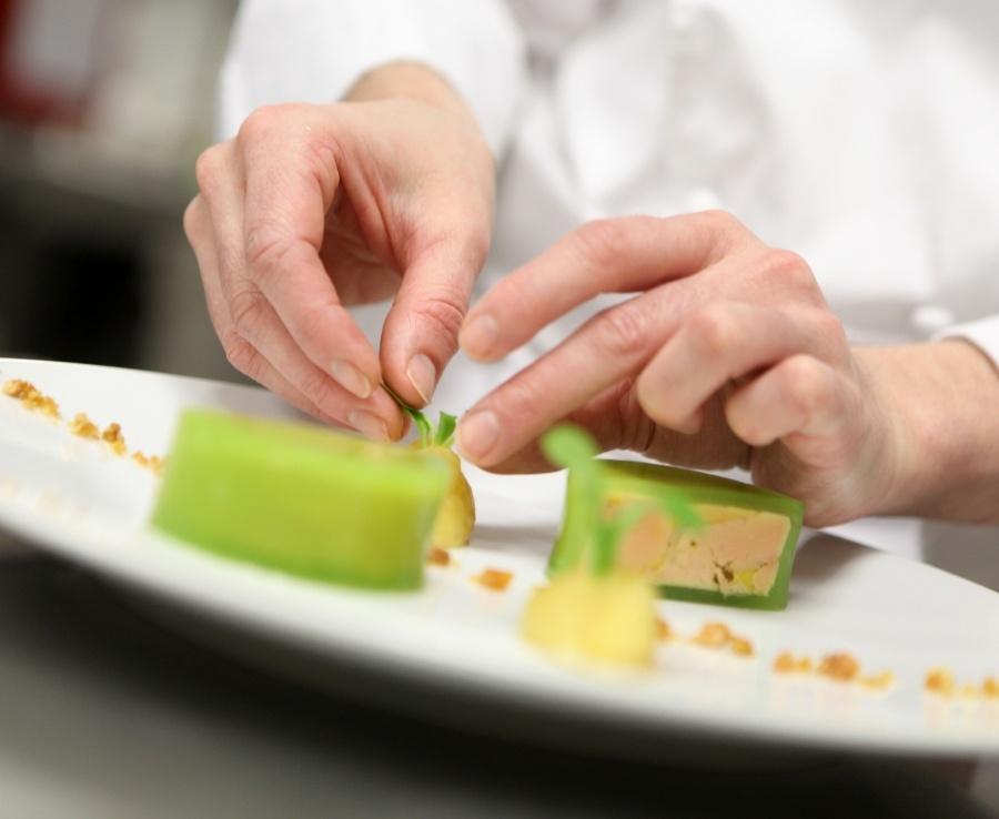 Savourez la cuisine de virginie basselot au saint james for La cuisine de virginie