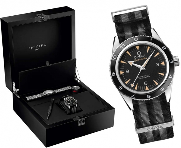 Montre Homme Omega James Bond