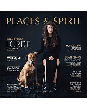 Places & Spirit 2014