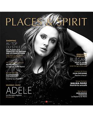 Places & Spirit 2013