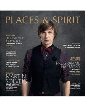 Places & Spirit 2012