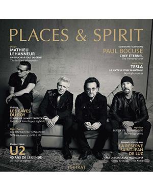 Places & Spirit 2018