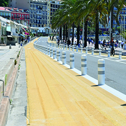 Will Nice double its cycling network?