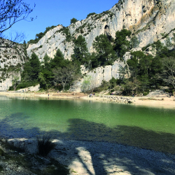 The Alpilles, land of light