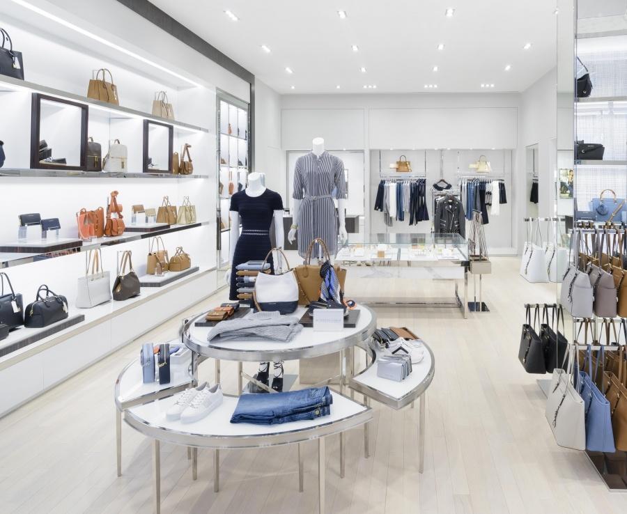 Découvrez la toute nouvelle boutique Michael Kors à Cap 3 000 ...