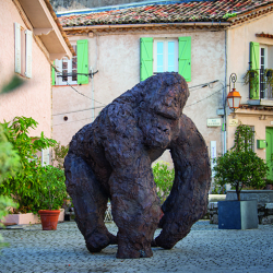 Mougins On the art trail